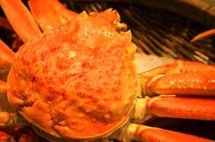 La cucina del granchio fotografia stock libera da diritti