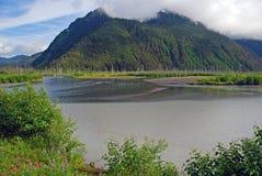 La cuenca de río de cobre fotografía de archivo libre de regalías