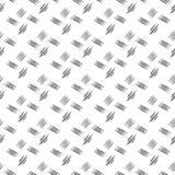 La cuenta blanco y negro marca el modelo inconsútil dibujado mano libre illustration