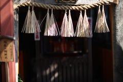 La cuerda ritual Fotografía de archivo