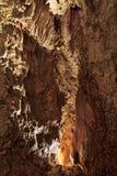 La cueva del blanco de Draye, Francia Imagen de archivo libre de regalías