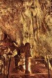 La cueva del blanco de Draye, Francia fotos de archivo libres de regalías