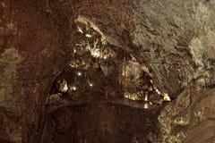 La cueva del blanco de Draye, Francia foto de archivo libre de regalías