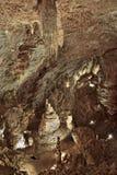 La cueva del blanco de Draye, Francia fotos de archivo