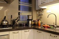 La cuisine de multifonctionnel photo libre de droits