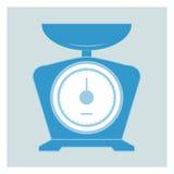 La cuisine mesure des icônes Images libres de droits