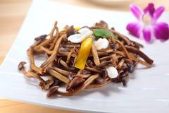 La cultura cinese dell'alimento Immagine Stock Libera da Diritti