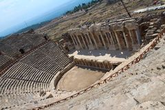 La culture grecque était et est partout Photographie stock libre de droits
