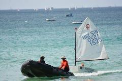 La Cup Regatta [barca a vela] di Phuket di re immagine stock libera da diritti