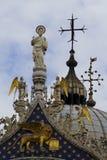 La cupola della basilica del contrassegno della st immagini stock
