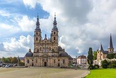 La cupola di Fulda fotografia stock