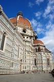 La cupola a Firenze Fotografia Stock