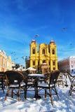 La cupola, Timisoara fotografie stock libere da diritti