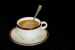 La cuvette de café Image stock