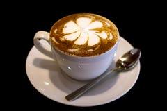 La cuvette de café Photographie stock libre de droits