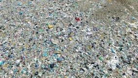La décharge de déchets énorme banque de vidéos