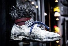 La décoration de chaussure Photos libres de droits