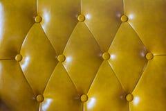 La décoration de luxe dans le brun modifie la tonalité des meubles de siège de sofa dans r vivant Photographie stock