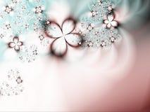 La décoration des fleurs Image libre de droits