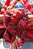 La décoration extérieure de tissu Photographie stock libre de droits