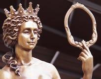 La déesse de l'Aphrodite d'amour (Vénus) Photo libre de droits