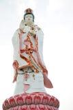 La déesse de la pitié, connue sous le nom de Quan Yin ou Guan Yin ou Guan Yim Photos libres de droits
