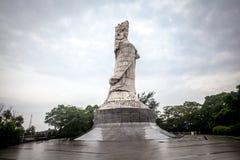 La déesse de la pitié dans Macao images libres de droits
