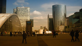 La défense de La Photos stock