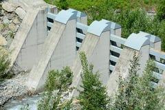 La défense hydrogéologique Image libre de droits