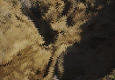 La déformation de la texture du sable Image stock