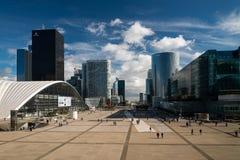 La Défense Stock Photo
