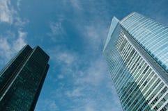 La défense Buildings Stock Image