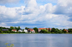 La Danimarca, Kolding Immagini Stock
