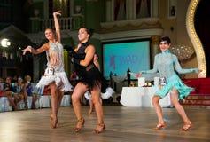 La danse artistique attribue 2012-2013 Images stock