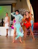 La danse artistique attribue 2012-2013 Photo stock