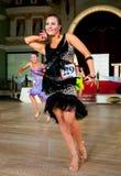 La danse artistique attribue 2012-2013 Photo libre de droits