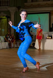 La danse artistique attribue 2012-2013 Photo stock