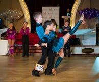 La danse artistique attribue 2012-2013 Image libre de droits
