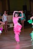 La danse artistique attribue 2014-2015 Image libre de droits