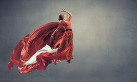 La danse est sa passion images stock