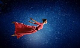 La danse est sa passion image libre de droits