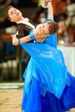 La danse internationale de concours maîtrise 2010 Photographie stock libre de droits