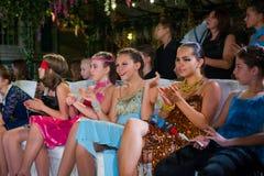La danza artística concede 2012-2013 Foto de archivo libre de regalías