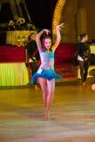 La danza artística concede 2014-2015 Foto de archivo libre de regalías