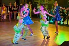 La danza artística concede 2014-2015 Imagenes de archivo