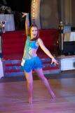 La danza artística concede 2014-2015 Fotografía de archivo