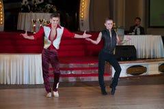 La danza artística concede 2014-2015 Fotos de archivo