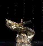 La danza del mundo de Usignuolo-Turquía del vientre de la Austria de oro de la danza- Fotografía de archivo libre de regalías