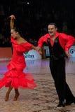 La danza domina 2011 Fotos de archivo