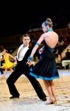 La danza internacional de la competencia domina 2010 Fotografía de archivo libre de regalías